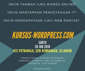 kursus-wp-wordpress-malaysia-training-kelas-bina-website