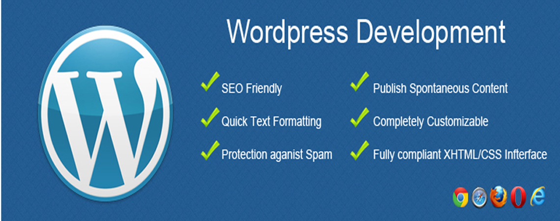 WordPress: Leader of web development