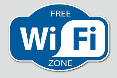 Khidmat WiFi Percuma