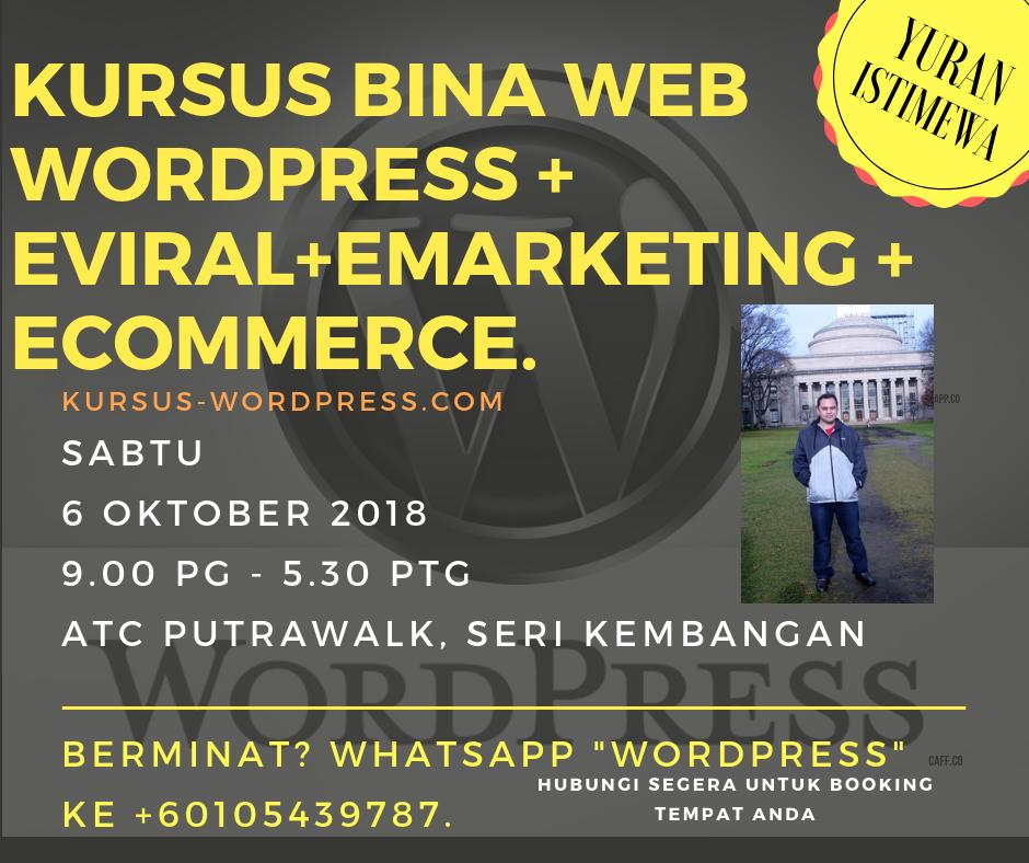 kelas-kursus-bengkel-wordpress-divi-bina-website-belajar-internet-biz